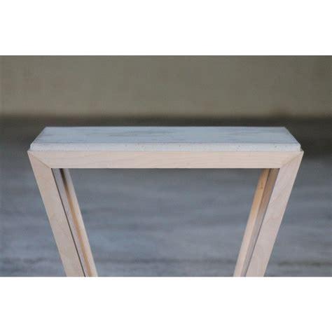 tisch aus beton betonidee cretable tisch aus holz und beton selekkt
