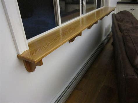 Window Sill Ledge by Window Sill Shelf By Ivan Lumberjocks