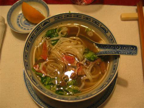cuisine vietnamienne recette pho ou soupe de boeuf jeanotte et jifoutou