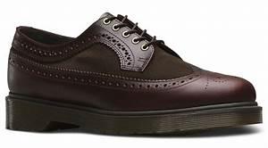 Dr Martens 3989 Charro Dark Brown Brando + Suede Leather
