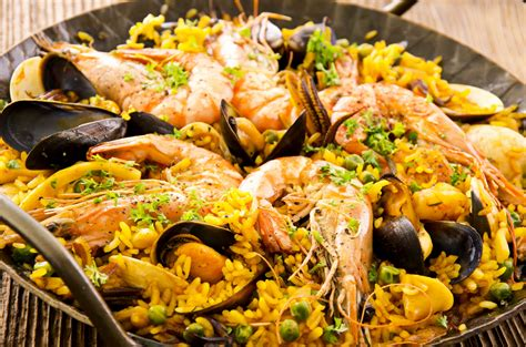 cuisine paella paella i recipes dishmaps