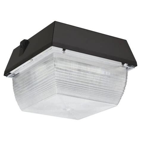 Led Canopy Light Fixtures by Led Canopy Light 41 Watt 3300 Lumens Lithonia Vrc