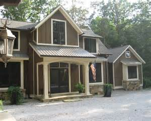 Dark Brown Exterior House Paint Colors