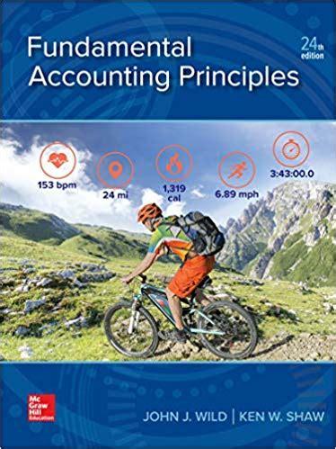 fundamental accounting principles  edition