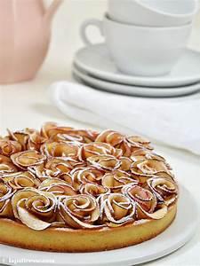 Französischer Apfelkuchen Backen : apfelrosen tarte tarte aux pommes bouquet de roses ~ Lizthompson.info Haus und Dekorationen