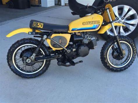 Suzuki Jr 50 Parts by Buy 1980 Suzuki Jr50 On 2040 Motos