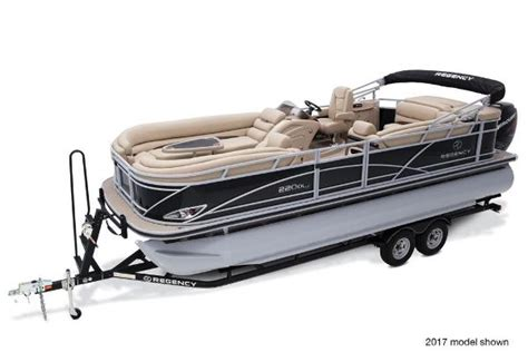 Bass Pro Regency Boats by Regency 220 Dl3 Pontoon Boats New In Springfield Mo Us