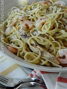 Chicken and Shrimp Pasta Recipes