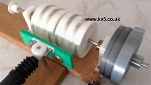 Twin V-Gate Design Tweak + Single V-Gate Magnetic Rotation ...