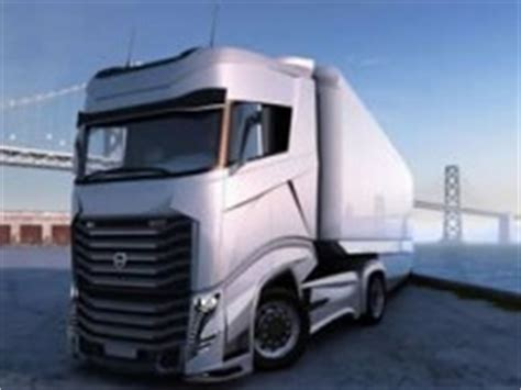 volvo 800 truck for volvo 800 jigsaw truck games online truck and monster