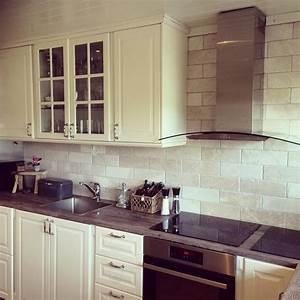 Arbeitsplatte Küche Ikea : ikea bodbyn kitchen remodel pinterest k che k che ~ Michelbontemps.com Haus und Dekorationen