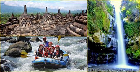 tempat wisata  magelang terbaru  terpopuler