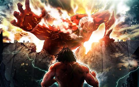 Attack On Titan Season 2 Air Date Revealed - GameSpot