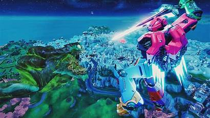 Fortnite Event Vs Season Cattus Robot Monster