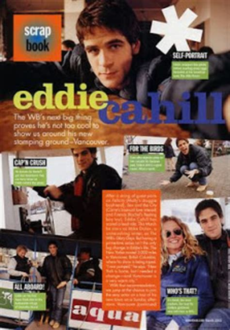 Male Celeb Fakes Best The Eddie Cahill American