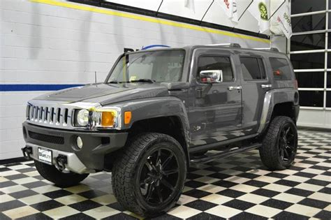 amazing hummer 4x4 2009 hummer h3 luxury 4x4 4dr suv in chantilly va