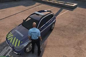 Vehicules Gta 5 : bmw gendarmerie vehicules pour gta v sur gta modding ~ Medecine-chirurgie-esthetiques.com Avis de Voitures