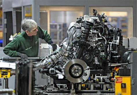 Jaguar Land Rover Cutting Production At Halewood Plant