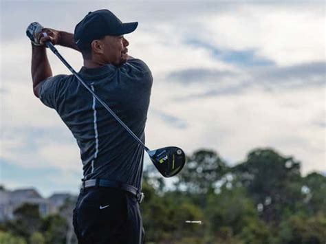 TaylorMade Golf – Tiger Woods becomes Tour Staff of the ...