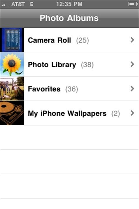 to delete an album on iphone aniket s dotcom delete a photo album on your iphone