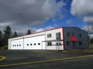 Hangar space for rent at Lachute CSE4 Airport Que