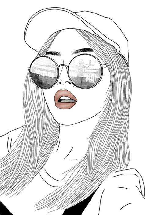 dessin facile fille 1001 id 233 es pour trouver le fond d 233 cran swag parfait ghjulia dessin fille swag dessin