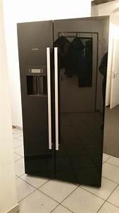 Side By Side Kühlschrank Bosch : bosch side by side k hlschrank schwarz glas in karlsruhe k hl und gefrierschr nke kaufen und ~ A.2002-acura-tl-radio.info Haus und Dekorationen