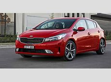 2017 Kia Cerato pricing and specifications photos