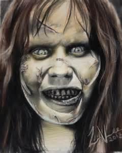 Exorcist Regan MacNeil