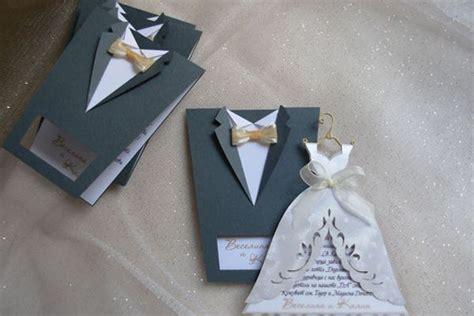Creative Ideas For Wedding Invitations Wedding cards