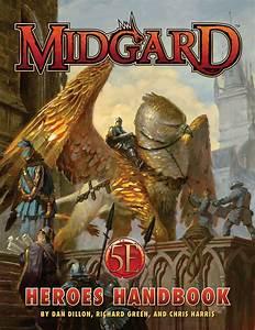 Dungeons And Dragons 5 Edition Deutsch Pdf Download : midgard heroes handbook for 5th edition kobold press store ~ Orissabook.com Haus und Dekorationen