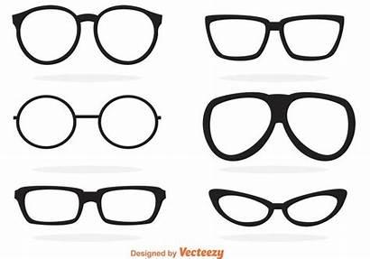 Vector Sunglasses Retro Glasses Clipart Vectors