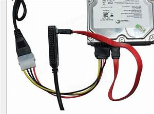 Usb 2 0 To Sata Ide Hard Drive Cable For Hd Hdd Adapter W