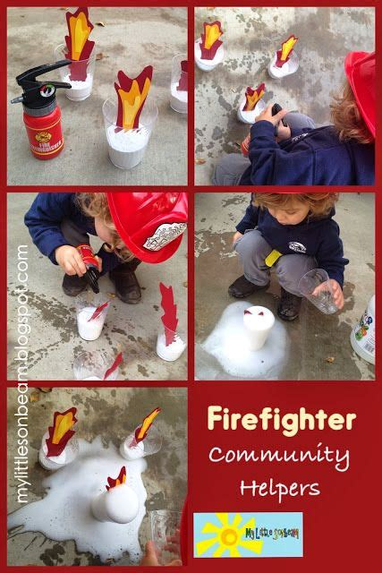 17 Best Images About Preschool  Occupation Lesson Plan On
