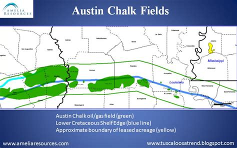 Tuscaloosa Trend: The Austin Chalk Moves Northeast