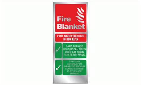 Fire Blanket Extinguisher Identification Sign Acrylic Waffle Weave Blanket With Satin Trim Baby How To Make A Rag Without Sewing Rabbit Knitting Pattern Above Ground Pool Solar Heater Soft Heat Electric Warranty Red Heart Stripe Doll Security Plush