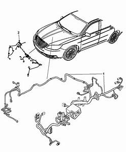 2012 Chrysler 200 Wiring Diagrams  Chrysler  Wiring
