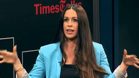 Alanis Morissette interview New York Times - YouTube