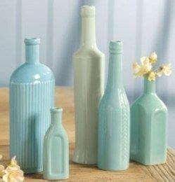 peindre des bouteilles en verre en d 233 co inspiration d 233 co pour la quot maison orange quot