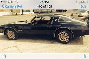 "Buy used 1978 BLACK ""SMOKEY AND THE BANDIT"" TRANS AM 6.6 ..."