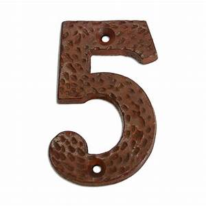 farmhouse 3 inch iron house numbers letters rch supply co With 3 inch rustic metal letters