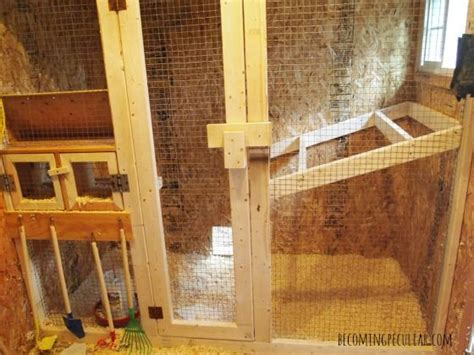 chicken coop nesting boxes  roost green acres