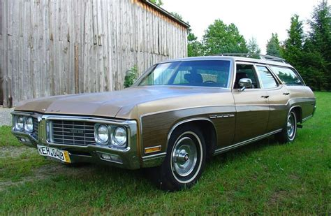 1970 Buick Station Wagon by 1970 Buick Estate Wagon Station Wagons