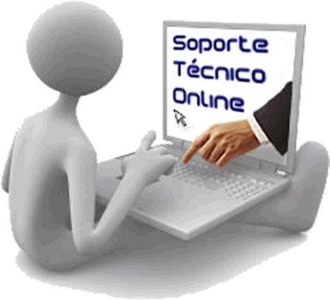 label informatica soporte remoto