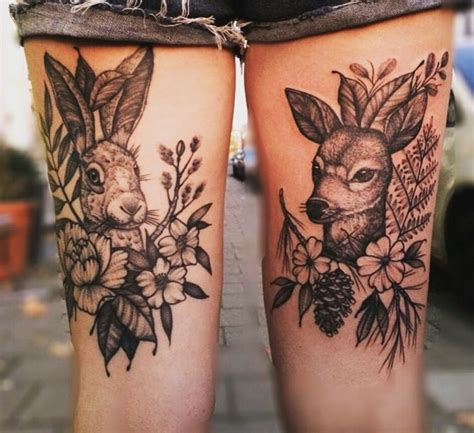 thigh tattoos designs ideas  meaning tattoos