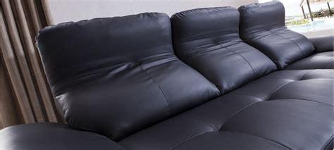 canape d angle convertible cuir canapé d 39 angle convertible en cuir prix imbattables