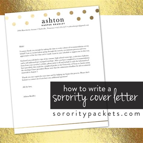 How To Write A Cover Letter For Recruitment Agency by How To Write A Cover Letter For Sorority Recruitment