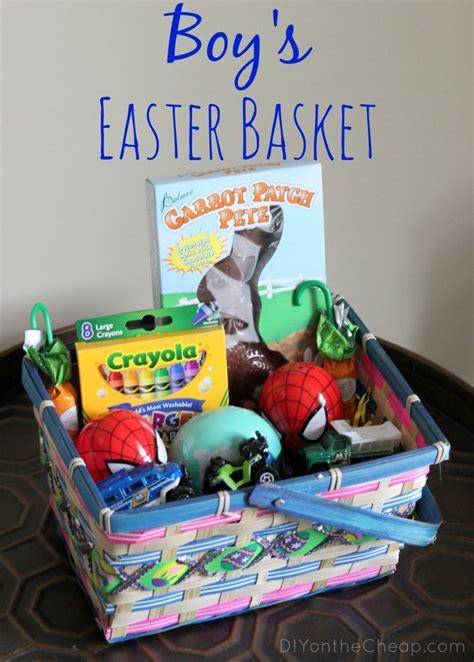 Ee  Boy Ee  S Easter Basket  Ee  Ideas Ee   Erin Spain