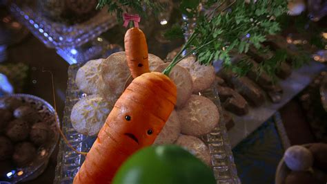 kevin  carrot returns  mccanns  christmas