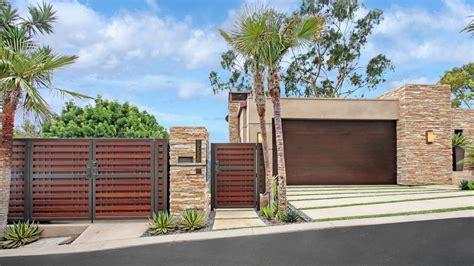 contemporary house gates photos hgtv